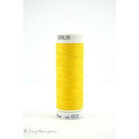Fil à coudre Mettler ® Seralon 200m - coloris jaune - 0113