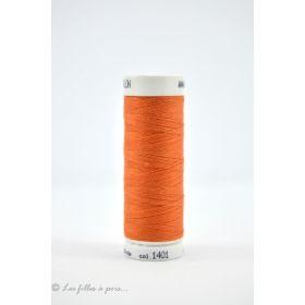1401 - Fil à coudre Mettler Seralon 200m - coloris cuivre/orange