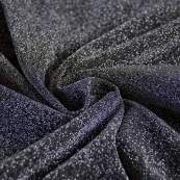 Tissu jersey maille lurex -Argenté Autres marques - 5