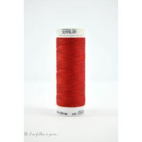 0504 - Fil à coudre Mettler Seralon 200m - coloris rouge