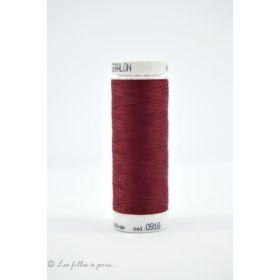 Fil à coudre Mettler ® Seralon 200m - coloris rouge - 0918