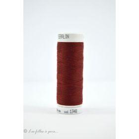 Fil à coudre Mettler ® Seralon 200m - coloris rouge - 1348
