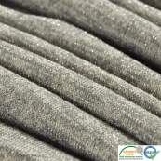 Coupon tissu jersey viscose paillette légère - Gris et argenté - 50cm Autres marques - Tissus et mercerie - 6