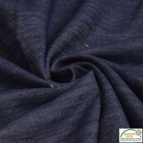 Tissu jeans stretch - Bleu jeans - Oeko-tex ®