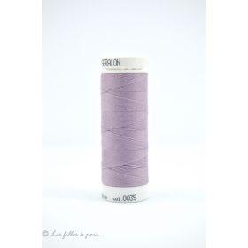 Fil à coudre Mettler ® Seralon 200m - coloris violet - 0035