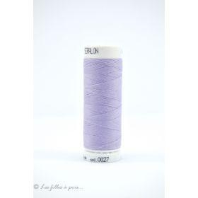 Fil à coudre Mettler ® Seralon 200m - coloris violet - 0027