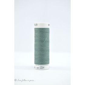 Fil à coudre Mettler ® Seralon 200m - coloris vert - 1214