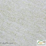Bord côte jersey tubulaire paillette - 25cmx70cm - Oeko-Tex ® Autres marques - 2