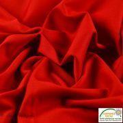 Tissu sergé de coton stretch Autres marques - 5