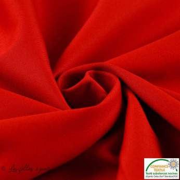 Tissu sergé de coton stretch Autres marques - 6