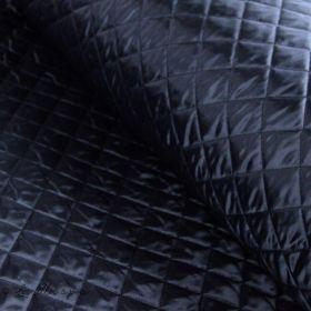 Tissu doublure matelassée - Noir
