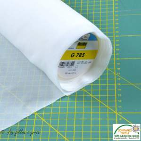 Entoilage thermocollant G785 - Blanc - Vlieseline ®