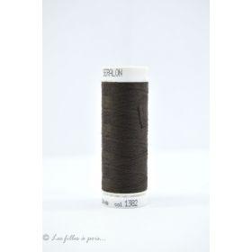 Fil à coudre Mettler ® Seralon 200m - coloris marron - 1382 METTLER ® - 1