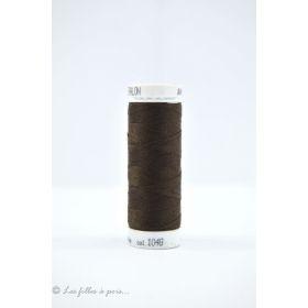 Fil à coudre Mettler ® Seralon 200m - coloris marron - 1048 METTLER ® - 1