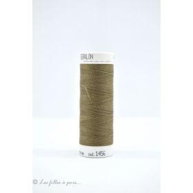 Fil à coudre Mettler ® Seralon 200m - coloris marron - 1456 METTLER ® - 1