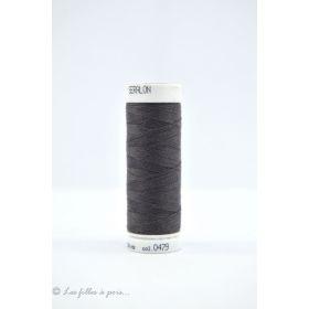 Fil à coudre Mettler ® Seralon 200m - coloris marron - 0479 METTLER ® - 1