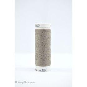 Fil à coudre Mettler ® Seralon 200m - coloris marron - 1227 METTLER ® - 1