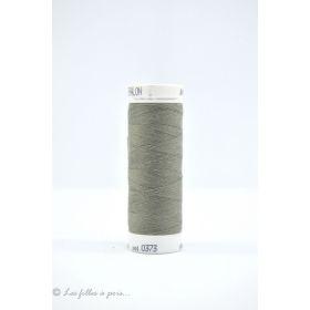 Fil à coudre Mettler ® Seralon 200m - coloris marron - 0373 METTLER ® - 1