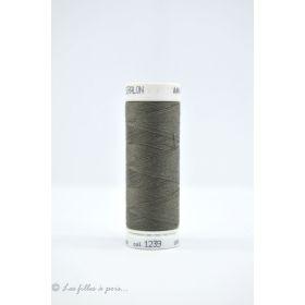 Fil à coudre Mettler ® Seralon 200m - coloris marron - 1239 METTLER ® - 1