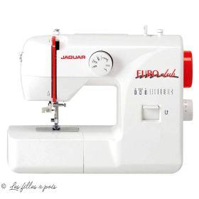 Machine à coudre domestique JAGUAR Euroclub 011 Jaguar ® - Machines à coudre, à recouvrir et à surjeter - 1