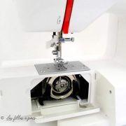 Machine à coudre domestique JAGUAR Euroclub 011 Jaguar ® - Machines à coudre, à recouvrir et à surjeter - 2