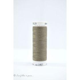 Fil à coudre Mettler ® Seralon 200m - coloris gris - 1457 METTLER ® - 1