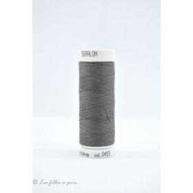 Fil à coudre Mettler ® Seralon 200m - coloris gris - 0415 METTLER ® - 1