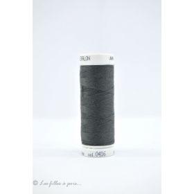 Fil à coudre Mettler ® Seralon 200m - coloris gris - 0416 METTLER ® - 1