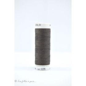 Fil à coudre Mettler ® Seralon 200m - coloris gris - 1235 METTLER ® - 1