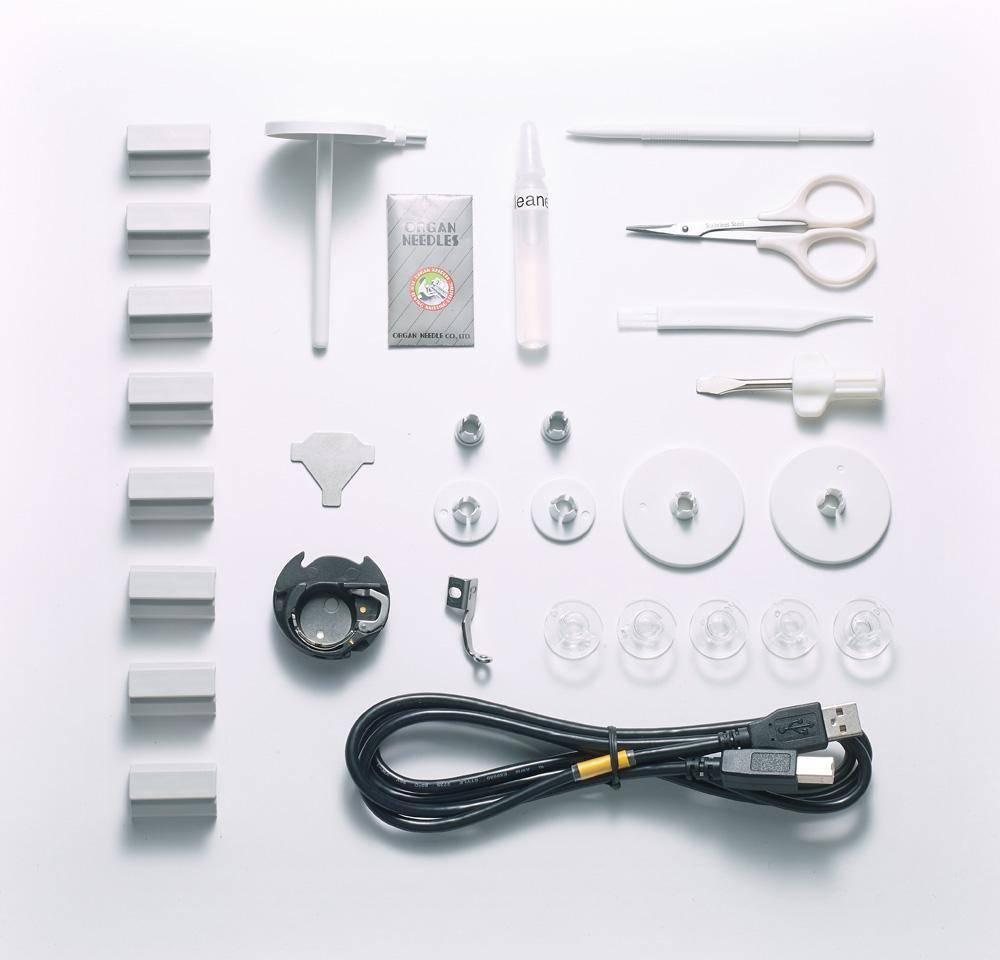 Set d'accessoires pour elna 830 expressive
