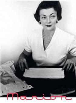 Marion Donovan - Inventeuse de la couche pour bébés