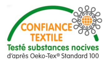 Logo certification Oeko-Tex